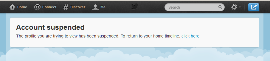 AP Twitter account suspended